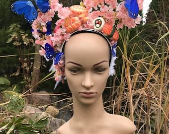 RESERVED - Sushi Headdress
