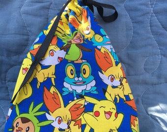 Pokemon Dice bag