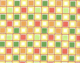 Squaredance Taffy, Fabric By The Yard