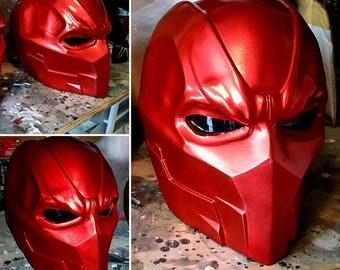 Red Hood Helmet (Deathstroke Variant)
