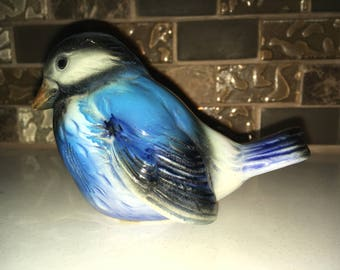 goebel west germany blue jay -set of two