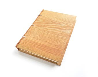 Full Size Wood Journals