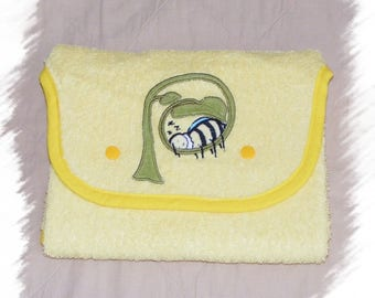 """""""Ozzie Bee"""" - changing pad customizable"""