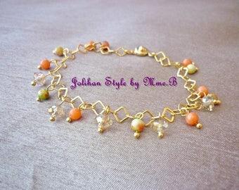 """Bracelet """"Midday sun"""""""
