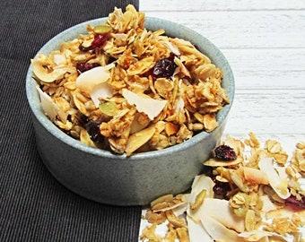Granola, Healthy Snacking, Breakfast idea, 100 grams
