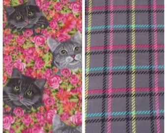 Fleece Cat Blanket(C106,C60)