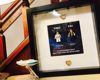 Star Wars Wedding Gift