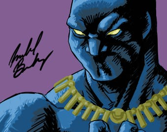 Black Panther comic version