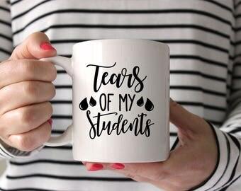 Tears of My Students/Mug
