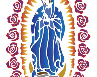 Instant download Our Lady of Guadalupe