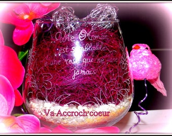 Centerpiece Orchid (wedding, baptism gift...)