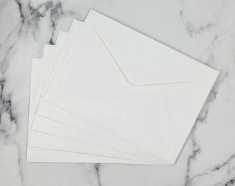 C5 Invitation Envelopes in Felt Texture 229mm X  162mm (Pack of 10)