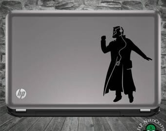 Star Lord Decal