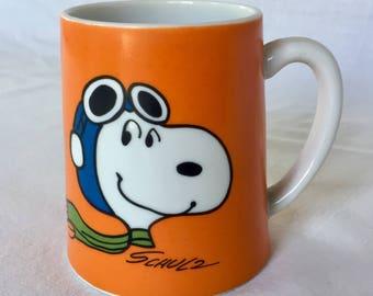 Snoopy Mug Music Box