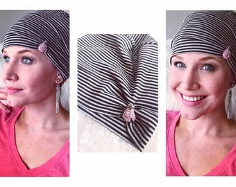 Fight Like A Girl Chemo Hat