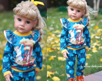 Gotz doll clothes