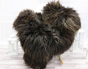 Icelandic Sheepskin | Real Sheepskin Rug | Brown Sheepskin Rug | Fur Rug | #islsept9