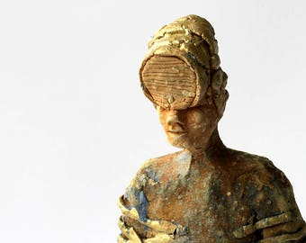 Lightman, Ceramic Sculpture, Fine Art Ceramic
