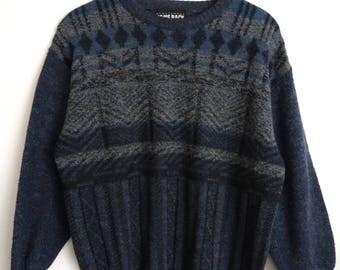Men's vintage COME BACK Sportswear sweater size M