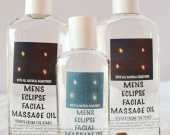 Mens Eclipse Facial Massage oil