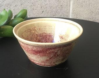 Large Blush Bowl