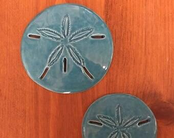 Ceramic Sand Dollar