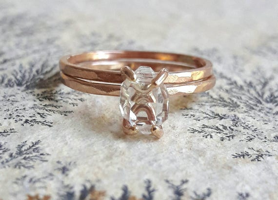 like this item - Crystal Wedding Rings