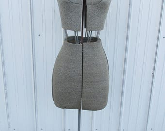 Acme adjustable sewing Dress Form size B store display mannequin photography prop