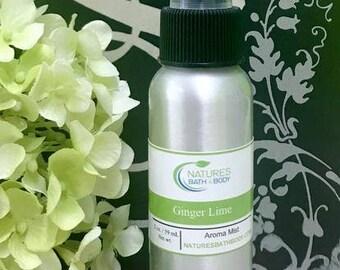 Ginger Lime Aroma Mist