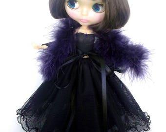 Blythe Dress, Blythe Clothes, Blythe dresses, Blythe Long Dress for Halloween,