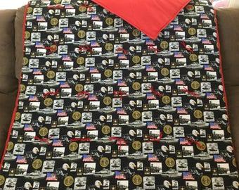 US Army blanket