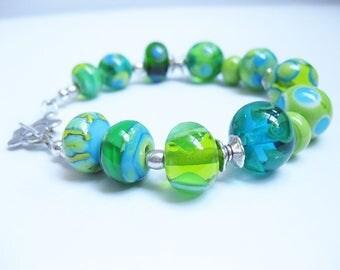 Glass Bead Bracelet, bracelet, bracelets handmade glass beads