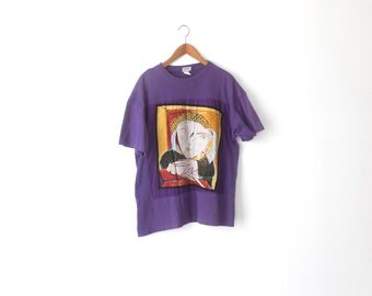 80s Pablo Piacasso Shirt - One Size