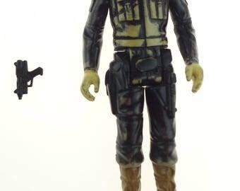 Star Wars Action Figure  Bespin Luke Skywalker Damaged