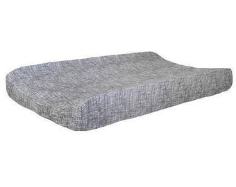 Changing Pad Cover | Spot On Charcoal
