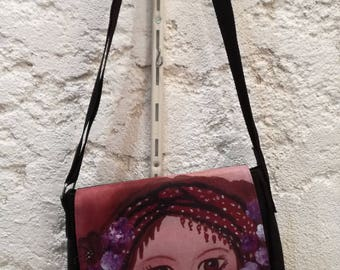 "Bag ""in the eyes of Mina"""