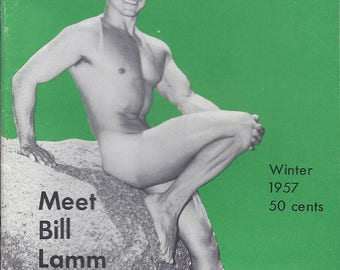 Winter 1957 Issue Of The Male Figure Magazine
