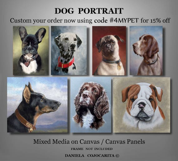 Dogs portraits