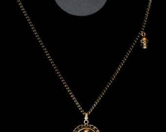 Countess Elizabeth Bathory Locket necklace
