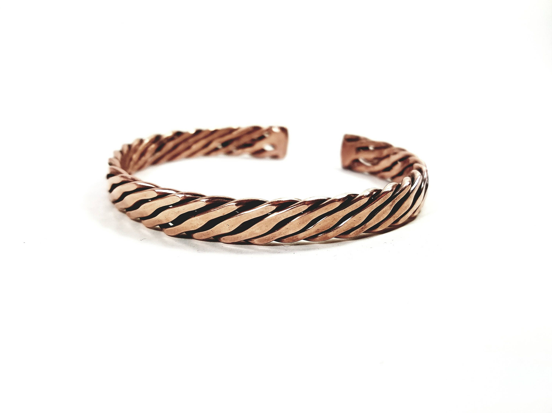 blake mens bracelet copper bracelet mens copper bracelet. Black Bedroom Furniture Sets. Home Design Ideas