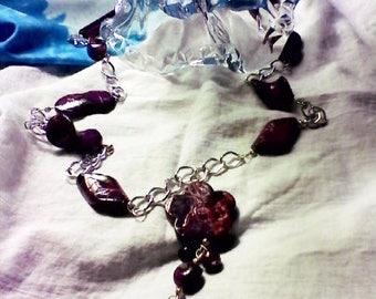 Purple Majesty Necklace