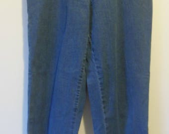 Perfect 90s Soft Stretch High Waisted Denim Jeans Cotton/Spandex Blend from J. Jill Stretch size 10