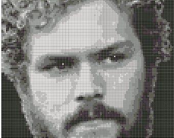 Iron Fist - Cross Stitch Pattern