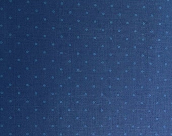 "Polka Dots Print, Dressmaking Fabric, Quilt Material, Upholstery Fabric, Apparel Fabric, 44"" Inch Cotton Fabric By The Yard ZBC9053L"