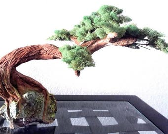 Artificial Bonsai Tree - Very Realistic - Made to Order
