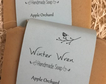 Apple Orchard Bar Soap