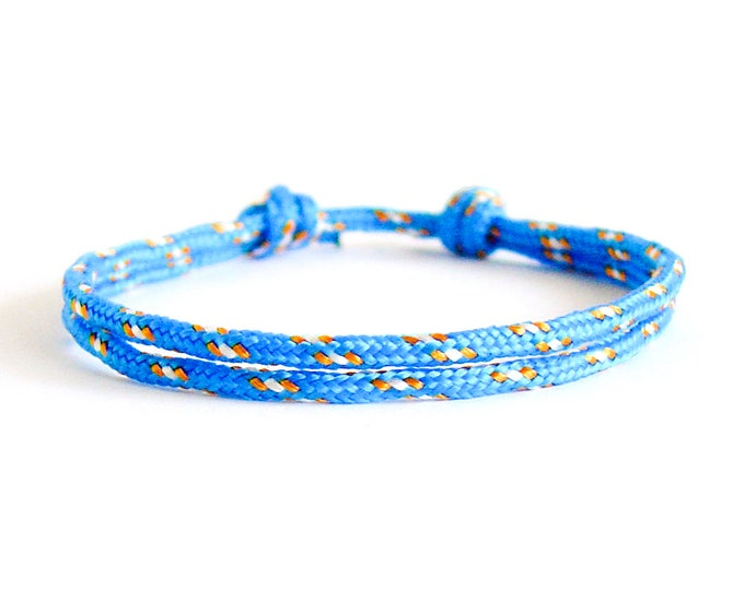 Gift For Men - Mens Bracelet. Cord Bracelet For Men. Best Gift For Men
