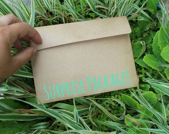 Surprise Package! Inventory Clear Out Package! The Earthy Soul, Value Package, Blowout Sale, Going Green Sale