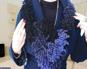 gifts-for-sister scarf women Boa Scarf crochet Wool scarf knitted Gifts-for-Her knit scarf crochet scarf crochet Pattern gift-for-women