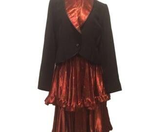 Martieri Dress & Jacket Set